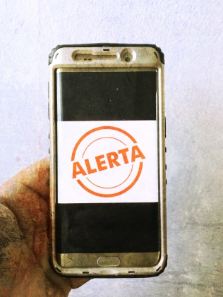 Telefono Temblor